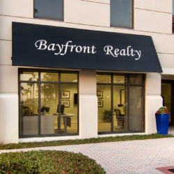 Bayfront Realty Sign